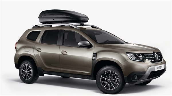 Renault DUSTER - Roof box