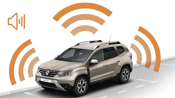 Renault DUSTER - Alarm