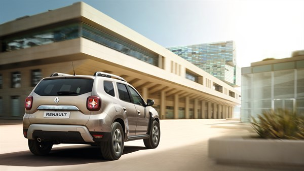 Renault DUSTER - Book a test drive