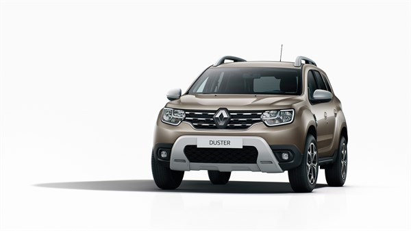 Renault DUSTER - Profile view of vehicle