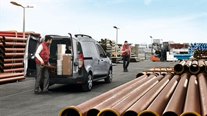 Renault Dokker Van - For professional loads