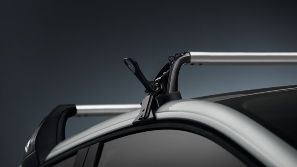 Renault MEGANE Sedan - QuickFix aluminium roof bars