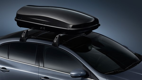 Renault MEGANE Sedan - Rigid roof locker