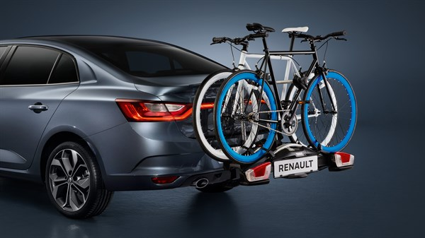 Renault MEGANE Sedan - Coach bicycle rack