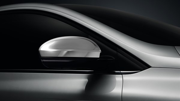 Renault MEGANE Sedan - Chrome-finish wing mirrors