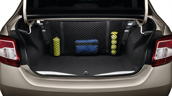 Renault SYMBOL - Storage Trunk Net