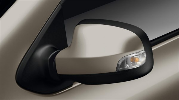 Renault SYMBOL - Electric rearview mirrors with side turn indicator
