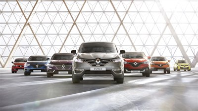 Renault Cars Models